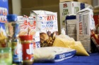 Nearly 140,000 people assisted with emergency food aid