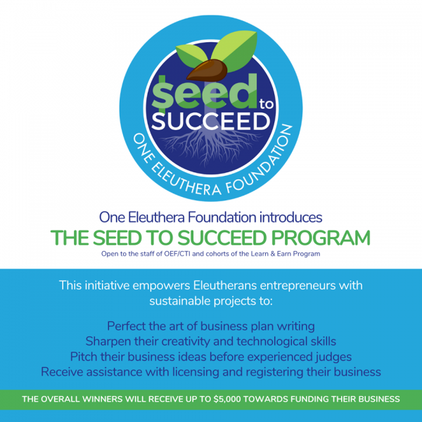 One Eleuthera Launches Seed to Succeed Program