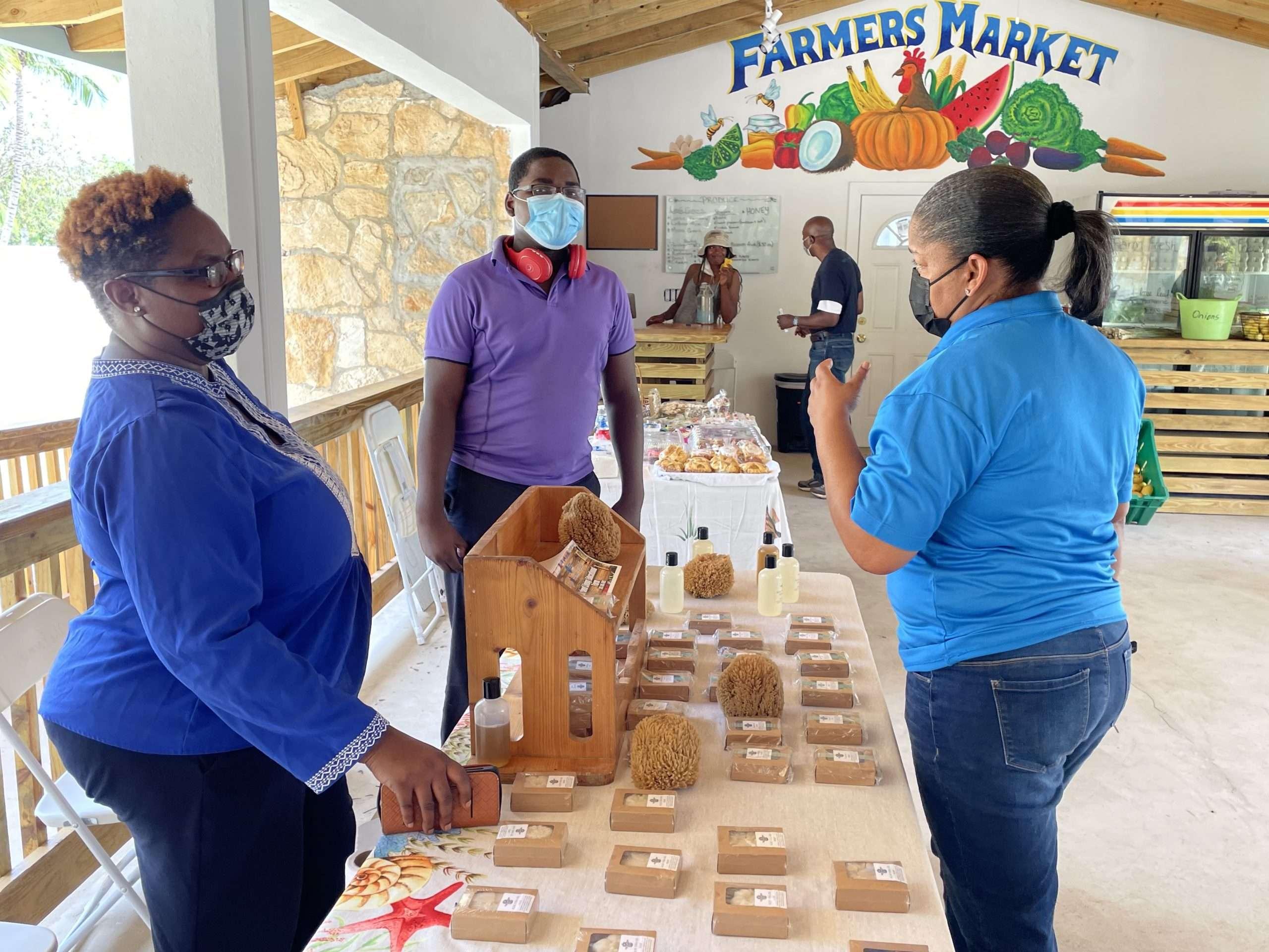 "One Eleuthera Foundation Launches ""We Farmer Market"""