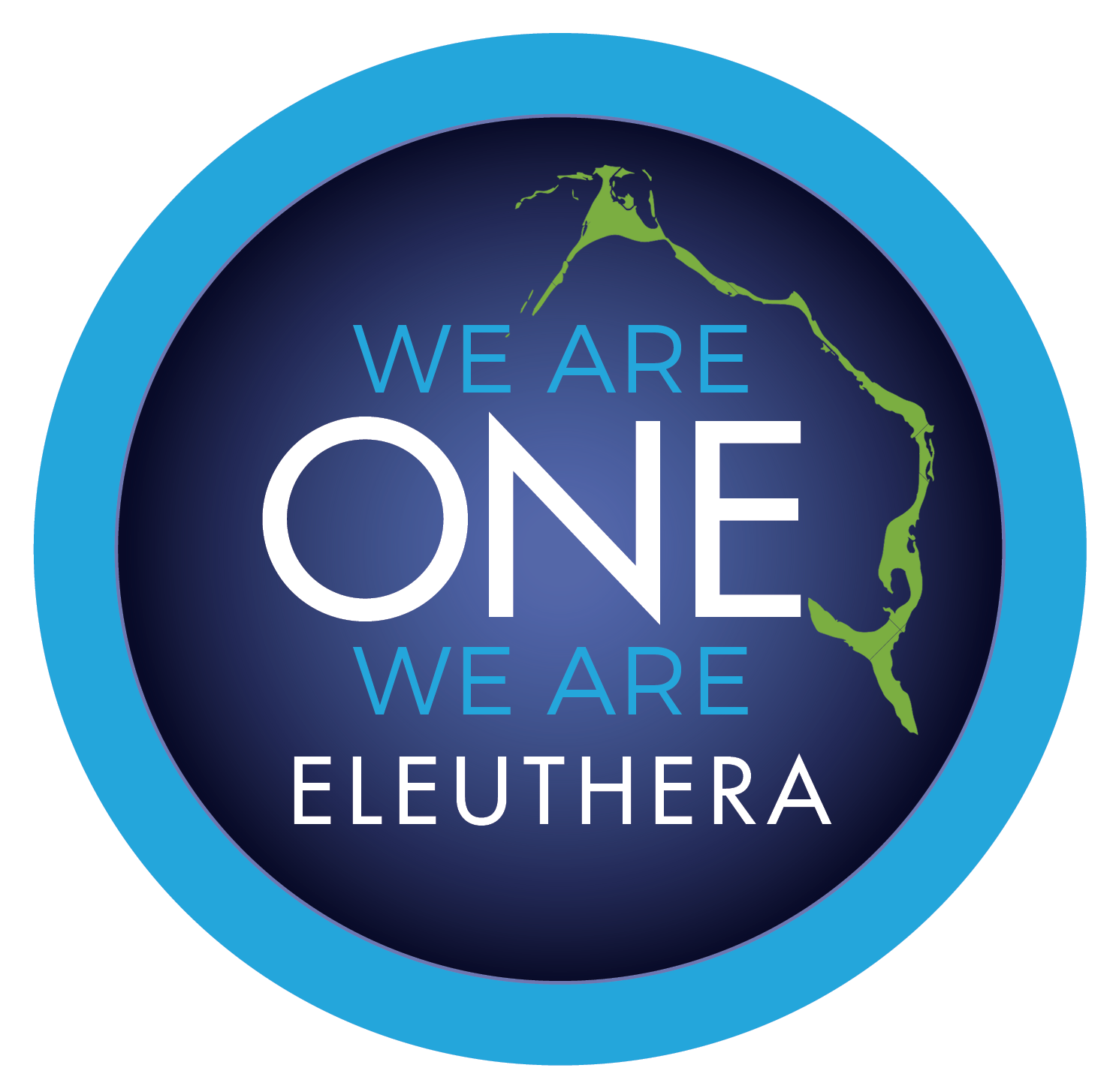 WE ARE ONE WE ARE ELEUTHERA